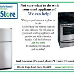 We Need Appliances & You Can Help